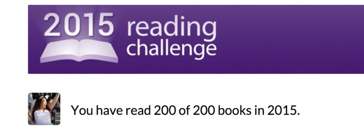Goodreads Reading Challenge 2015 _ AlwaysReiding