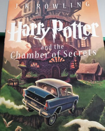 #HPDec: Harry Potter and the Chamber of Secrets by JK Rowling