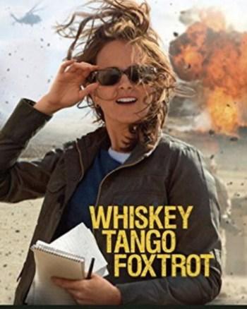 Whiskey Tango Foxtrot : A Review of Kim Barker's War Memoir
