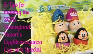 Disneyland's EggStravaganza 2016 - AlwaysReiding.com