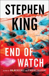 End of Watch Released today!
