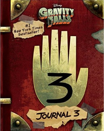 The Mystery is Solved, or is it? A Review of Gravity Falls Journal 3