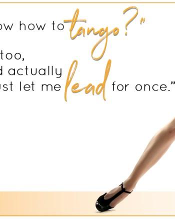 ::First Look:: Strange Tango by Michelle Dayton