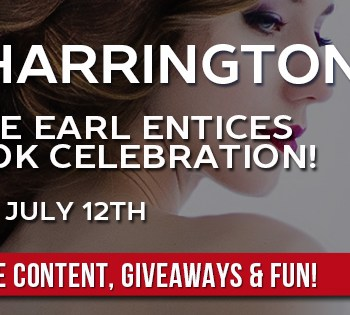 ::First Look:: How the Earl Entices by Anna Harrington