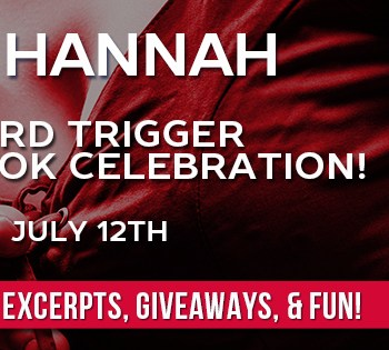 ::First Look:: Hard Trigger by S.L. Hannah