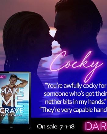 ::Excerpt Tour:: Make Me Crave by Katee Robert