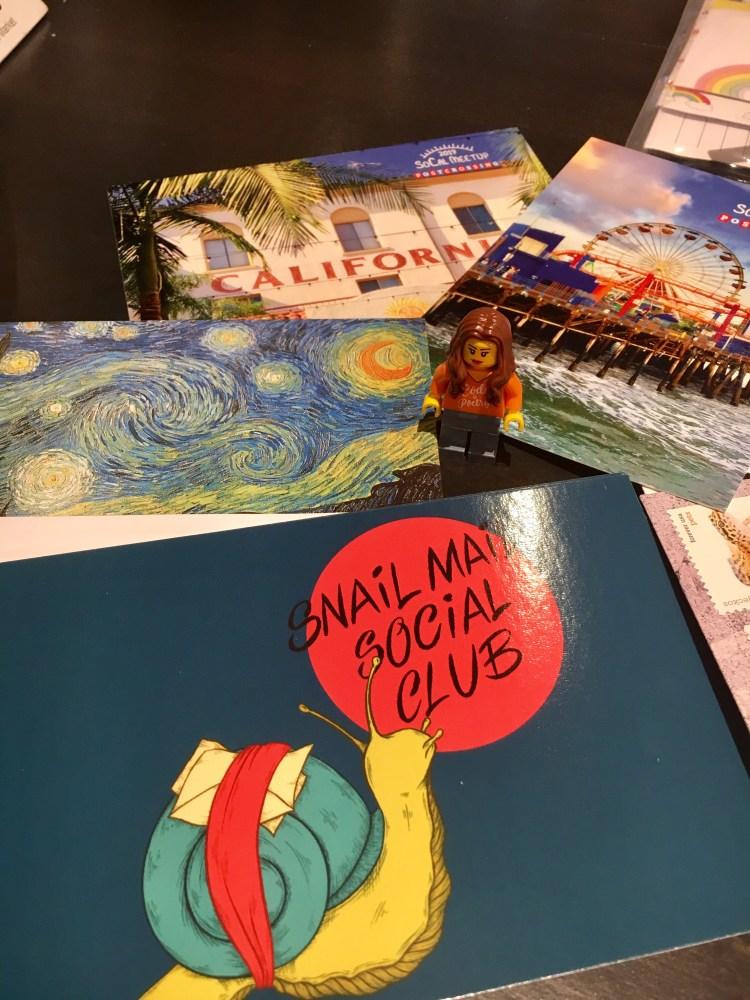 Snail Mail Social Club