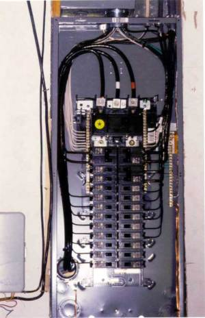 Service Panels and Splice Boxes  Aluminum Wire Repair, Inc