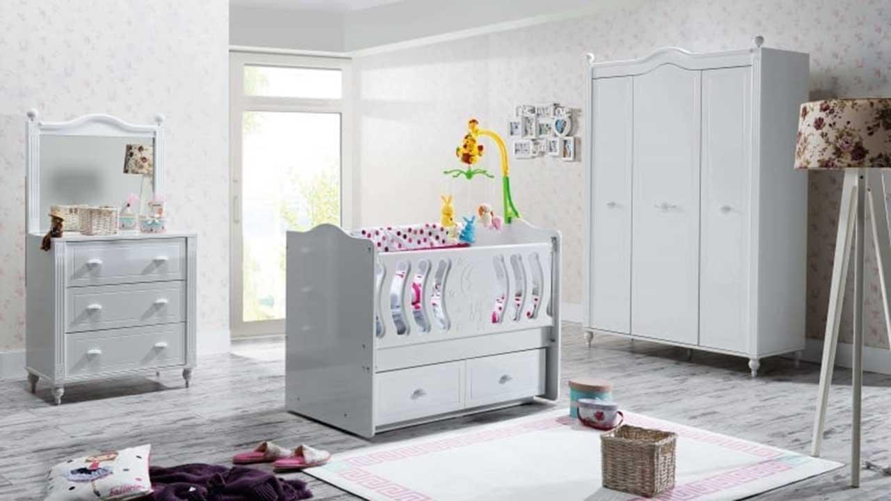 perla chambre bebe alya meuble