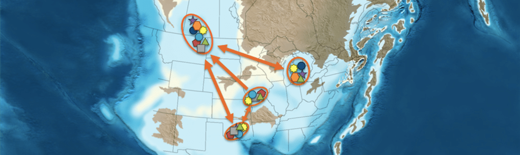 Review paper on BIMEs: Biotic Immigration Events
