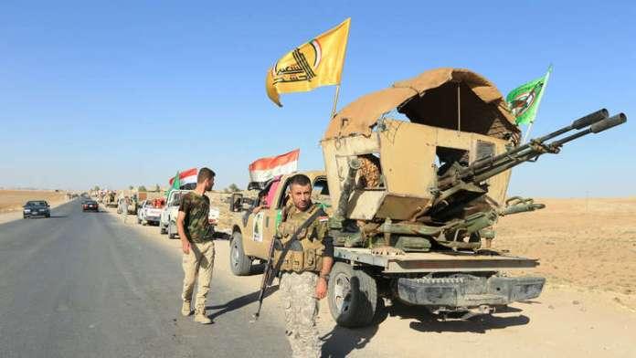 العراق: الحشد الشعبي يبدأ تأهيل مناطق وقرى في ديالى