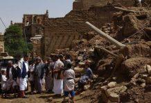 تفقد-أضرار-السيول-في-مدينة-صعدة-القديمة1-1130x580