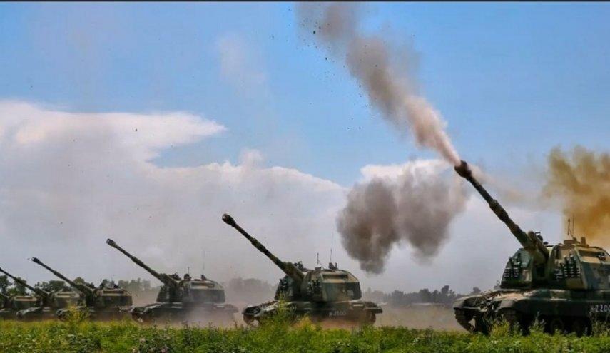 قوات أرمينيا وأذربيجان