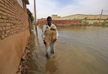 مجلس الأمن والدفاع السوداني يعلن حالة الطوارئ 3 أشهر بسبب الفيضانات