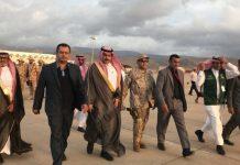 ضغوط سعودية أمريكية تعمق الخلافات الحادة بين فصائل المرتزقة بشأن الحكومة الجديدة