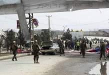 إصابات بانفجار عبوتين ناسفتين في كابول