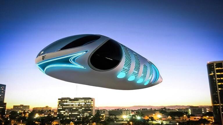 لأول مرة.. شركة روسية تكشف عن نموذج سيارة طائرة