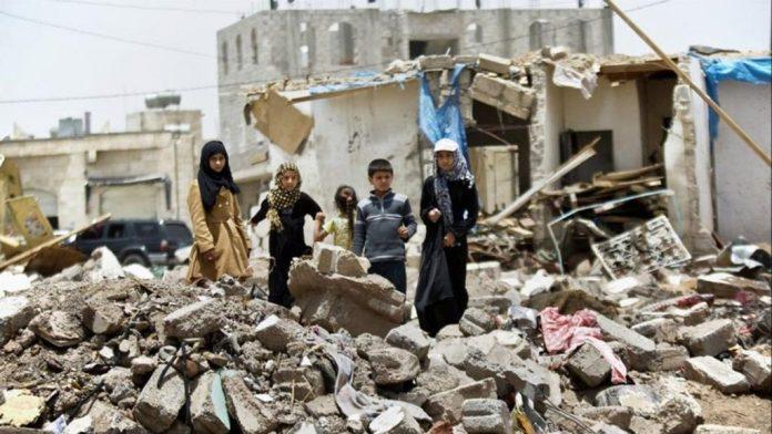 ..تواطؤ فاضح مع تحالف العدوان وتجاهل تام لمعاناة اليمنيين2 1024x577 1
