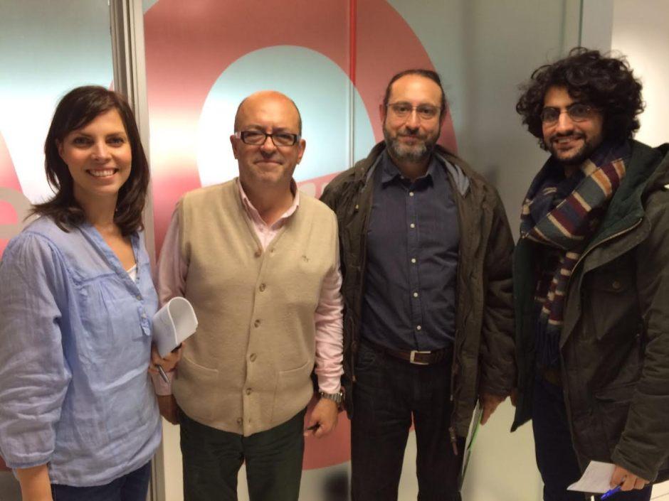 linfocitos en la radio en España Vuelta y Vuelta