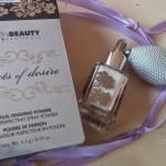 Review Virtual Finishing Pouder de la Fusion Beauty