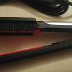 Placa de indreptat parul Valera Swiss'X Brush & Shine 100.01/I – prima impresie