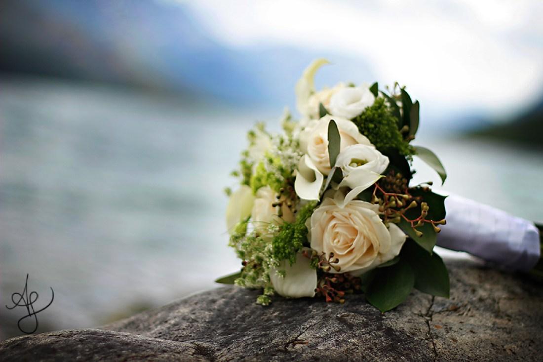 Wedding Flowers in Waterton