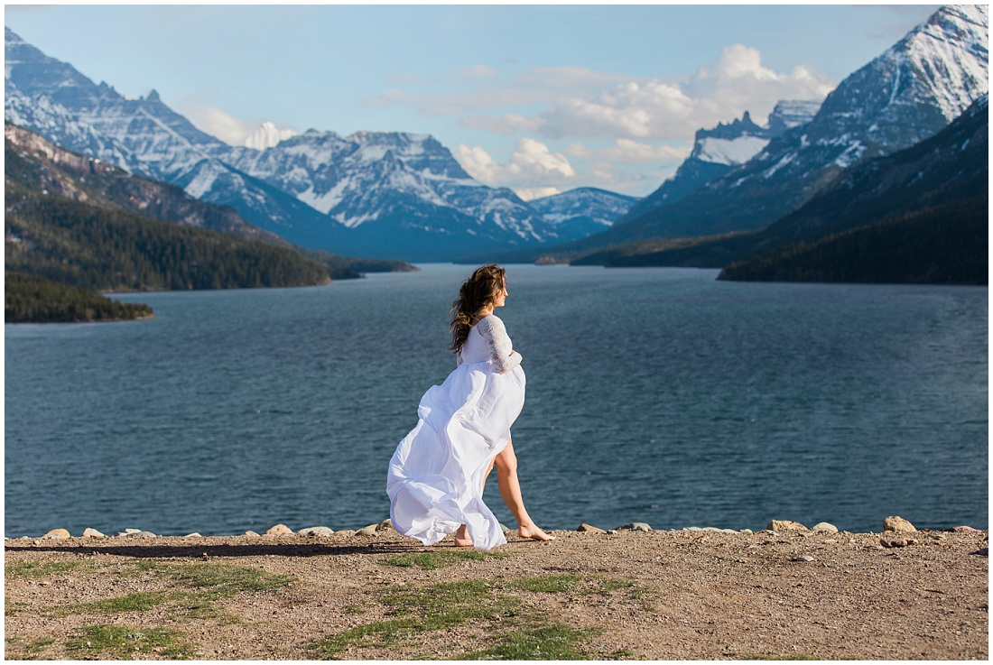 Waterton, Maternity