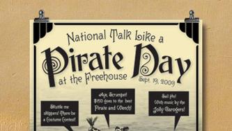 2009 Talk Like a Pirate Day