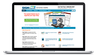 Sign Tracker