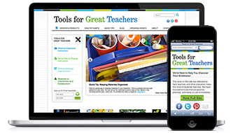 Tools for Great Teachers
