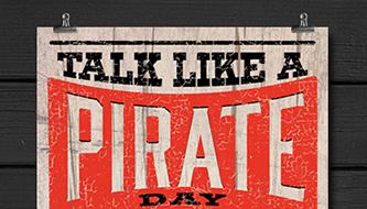 2014 Talk Like a Pirate Day