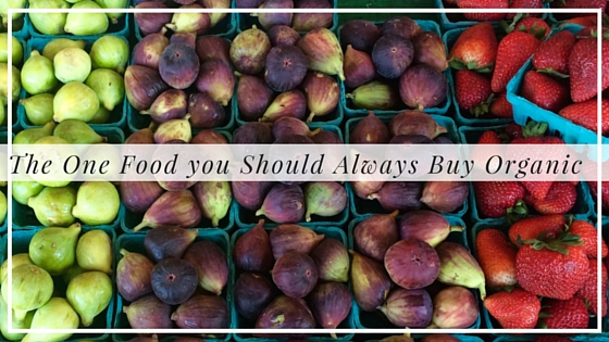 The One Food you Should Always Buy Organic, Alyssa Coleman, wellness, productivity, creative entrepreneur
