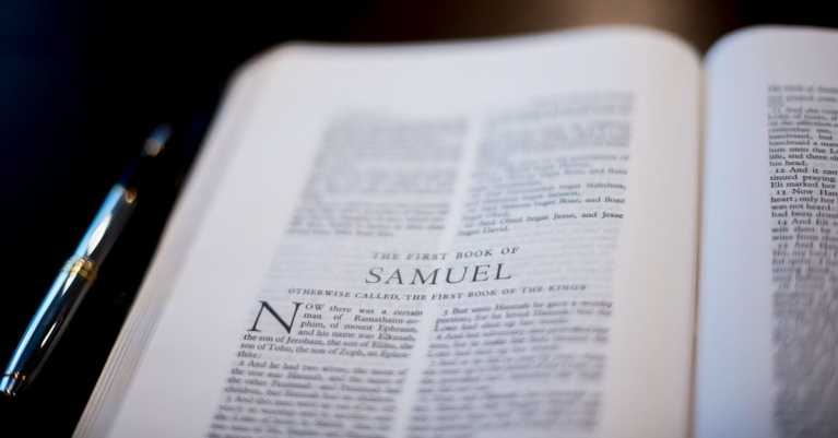 Samuel and the Call of God: Paving the Way to the Messiah