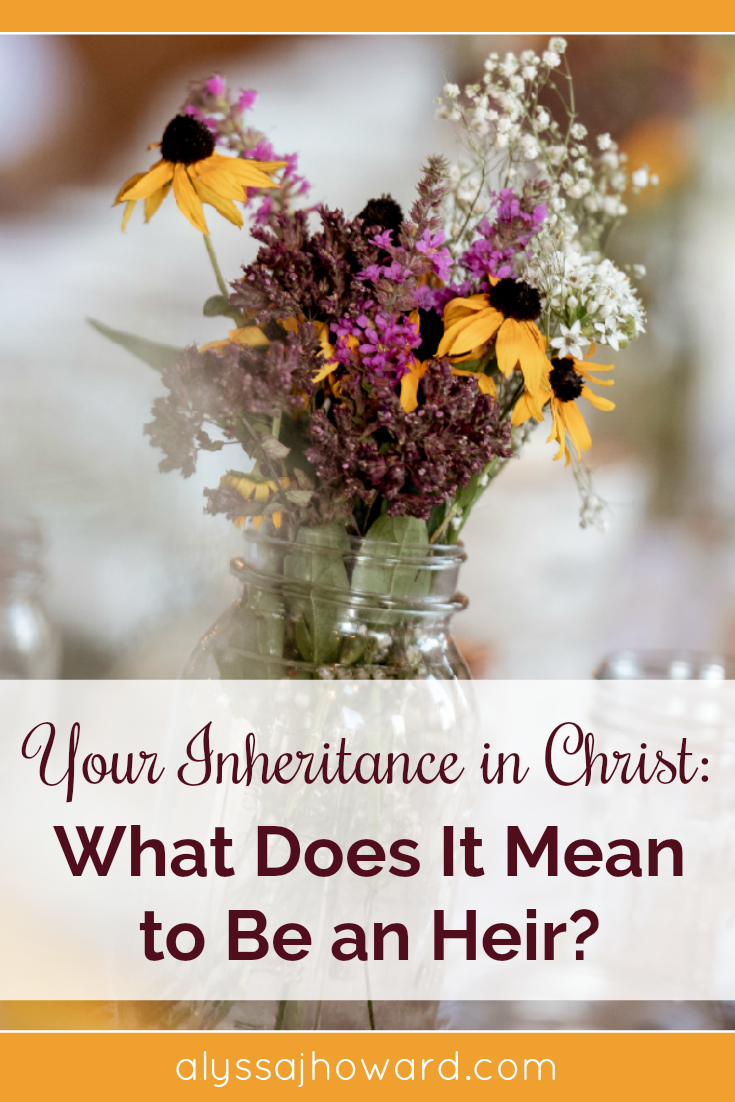 The Bible tells us that we have an inheritance in Christ, that we are fellow heirs of Jesus. But what does this mean exactly? What will we be inheriting?