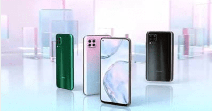 Huawei launches a massive 30% sale campaign and introduces the king of phones Huawei P40 with fairy specifications