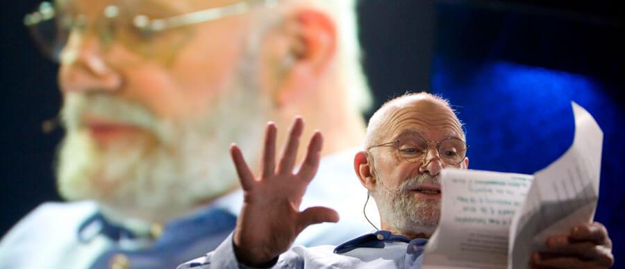 Oliver Sacks Imagen: neurobsesion.com
