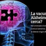 Más cerca la vacuna para el alzhéimer?