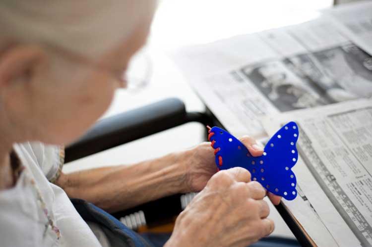Actividades para realizar con una persona con alzhéimer.