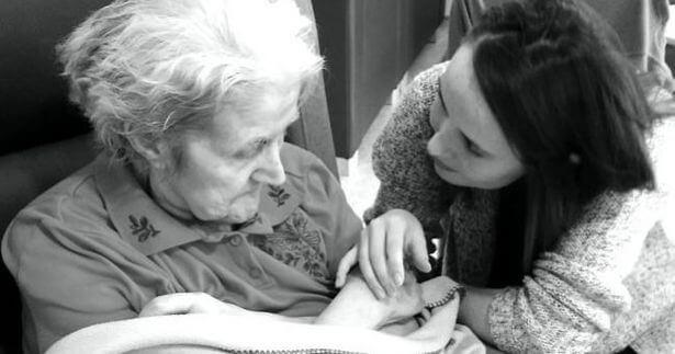 Carta De Una Nieta A Su Abuela Con Alzheimer Blog Alzheimer 20