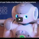 Petete: Nuevo Robot para Mayores y enfermos de Alzheimer. ¿Quieres verlo?