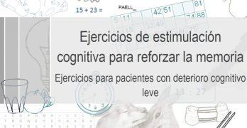 Ejercicios: La Estimulación Cognitiva (Descarga gratis)