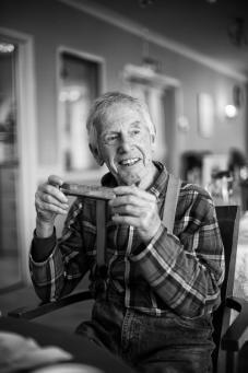 A Harmonica for Ronnie, 2011-2015 (Mark Seymour)