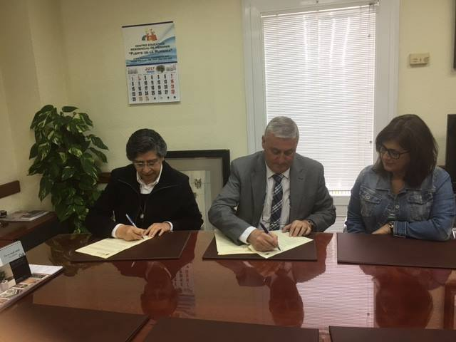 La Consejería de Bienestar Social ha firmado convenios con estas entidades para atención asistencial