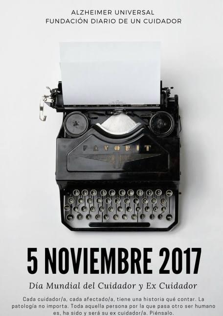Hoy se Celebra en España el Día del Cuidador. SEGG - IMSERSO España