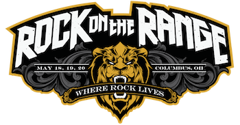 Rock On The Range: Where Rock Lives May 18, 19, 20, Columbus, OH