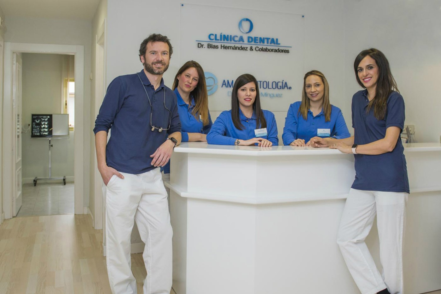clinica dental toledo equipo