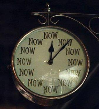 Altijd de juiste tijd met deze mooie klok