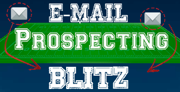 email prospecting blitz review
