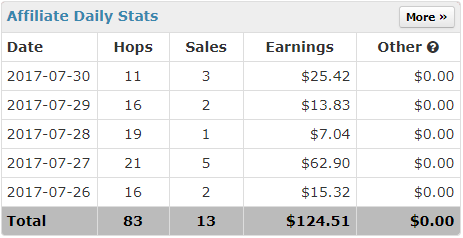 24hr Income System Proof 1