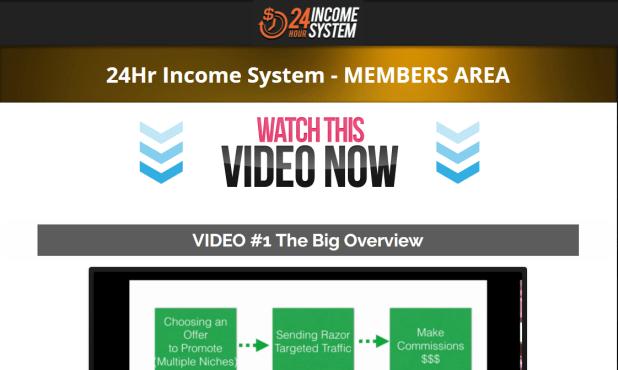 24hr income